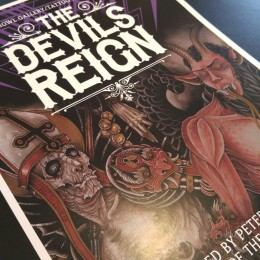 The Devils Reign Poster